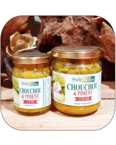 Achard Chouchou et piment