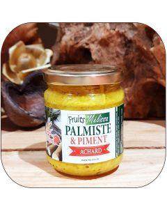 Achard Palmiste et Piment