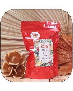 Chips de patates douces - Saveur Cumin - 110g
