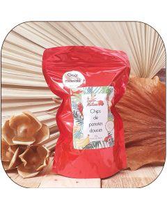 Chips de patates douces - Saveur Massalé - 110g