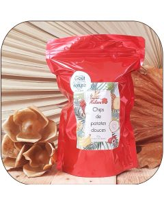 Chips de patates douces - Goût nature - 110g