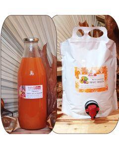 Nectar de Papaye & Fruit de la Passion